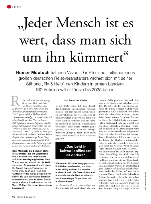 956_20130726_Forum_Interview Reiner Meutsch, Ex-Berge&Meer_1